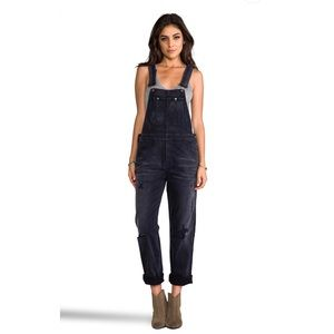 Citizens Of Humanity Jeans - Citizens of Humanity Quincy Overalls in Surrender